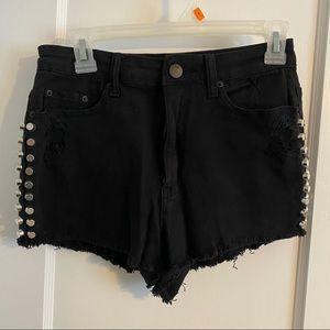 BDG High Rise Cheeky Shorts